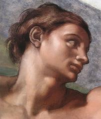 ミケランジェロ「アダムの創造」